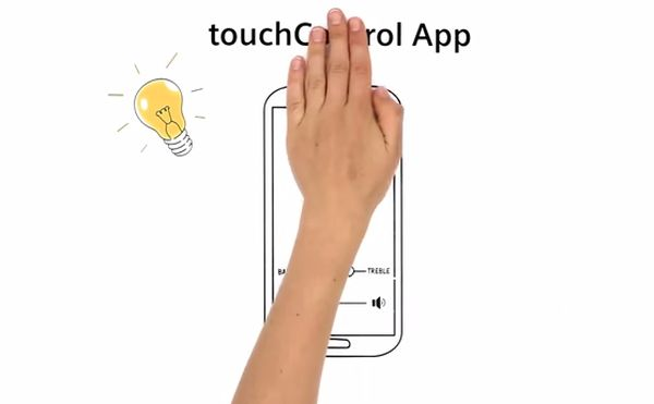 TouchControl : l'appli qui règle les aides auditives