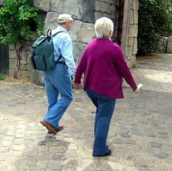 De l'intérêt de la marche à pied chez les femmes ménopausées
