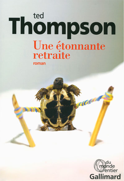 Une étonnante retraite de Ted Thompson (roman)