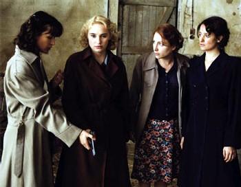 Les femmes de l'ombre : un film de Jean-Paul Salomé sur les femmes dans la résistance