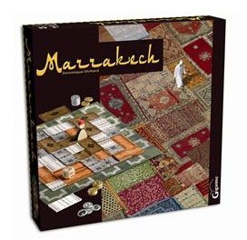 Marrakech : un jeu original élu As d'Or 2008 lors du Festival international des Jeux à Cannes