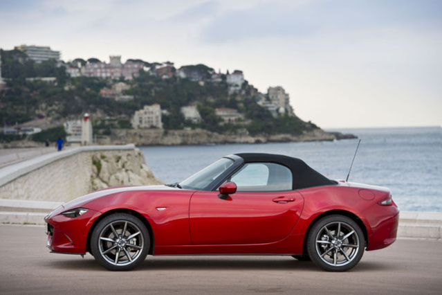 Mazda MX 5 1.5 skyactiv-G 131 ch : le cabrio le plus ludique du marché