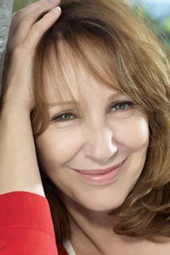 Nathalie Baye, crédit photo Garnier