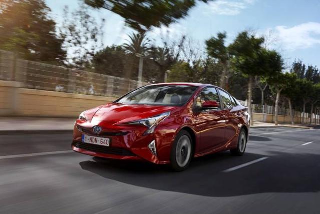 Toyota : la Prius devient désirable