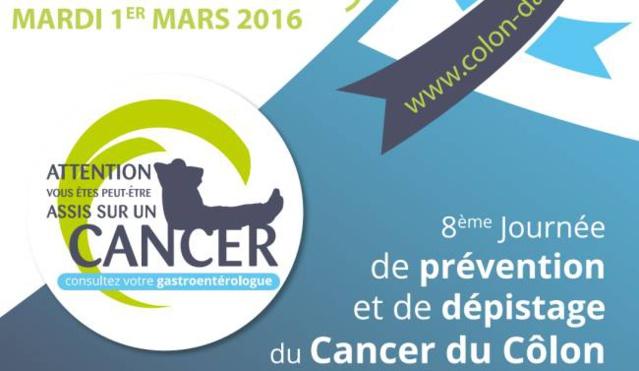 Colon Day pour libérer la parole sur ce cancer et améliorer le dépistage