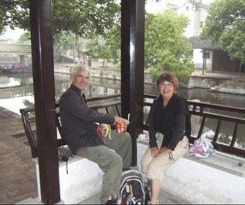 La Chine en Solo : un guide sur l'empire du Milieu réalisé par deux retraités voyageurs