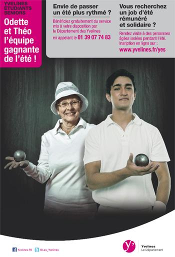 Yvelines Etudiants Seniors : 13ème édition déjà