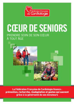 Maladies cardiaques : plus on vieillit plus la prévention est importante !