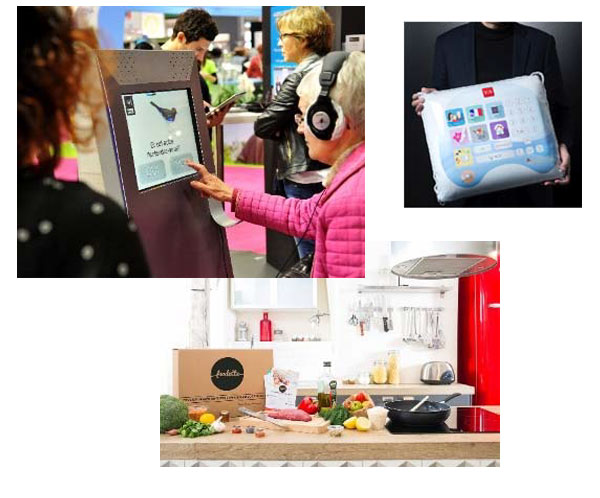 Salon des seniors 2016 : Silver Lab, un espace innovations