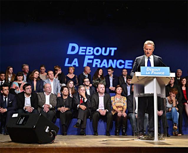 Taxer davantage les seniors : tribune libre de Nicolas Dupont-Aignan