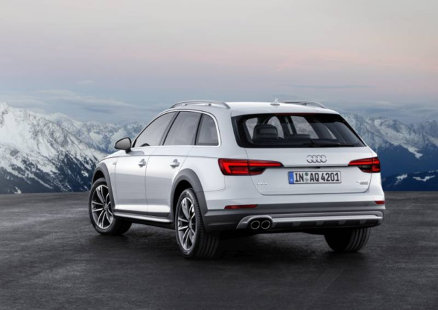 Audi A4 Avant Allroad
