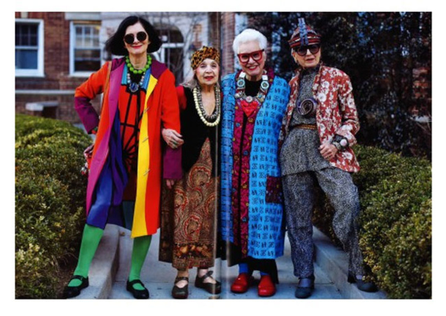 Advanced Style : older and wiser