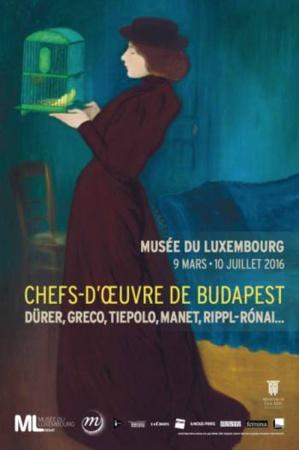 Musée du Luxembourg : les chefs d'oeuvre de Budapest