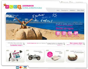 Aloa-assurances.fr : un assureur en ligne qui se tourne vers les plus de 45 ans…
