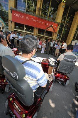 Aix-en-Provence : la Trotine, une alternative à la voiture pour les seniors aixois…