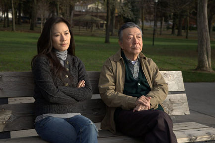 Un millier d'années de bonnes prières : quand les générations, les cultures et les langues creusent un fossé entre un père et sa fille (film)