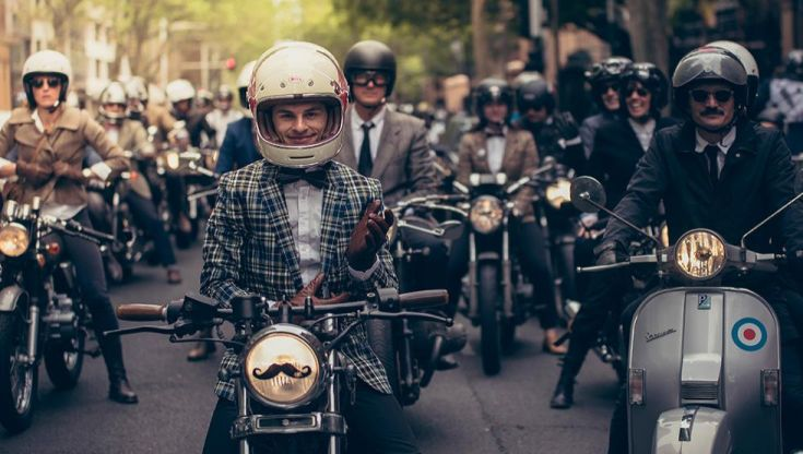 Distinguished Gentleman's Ride : en selle contre le cancer de la prostate
