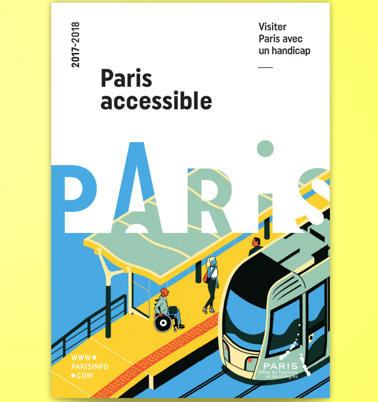 Paris accessible : le guide pratique