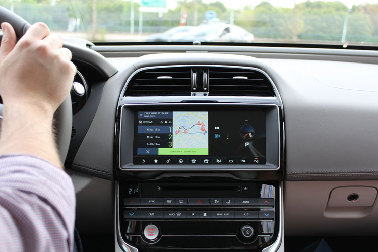 Jaguar et Land-Rover partenaires de Coyotte