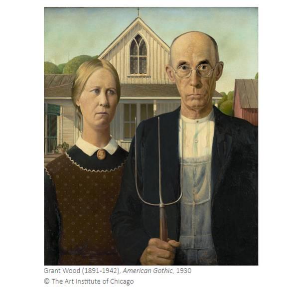 Orangerie : la peinture américaine des années 30 à l'honneur