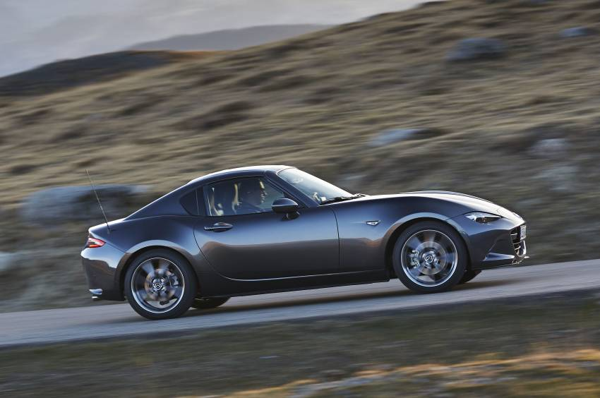 Mazda MR-5 RF 2.0 160 CH