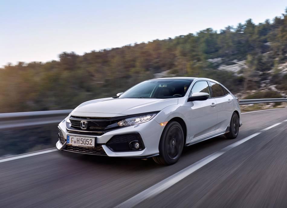 La dixième génération de la Honda Civic est arrivée