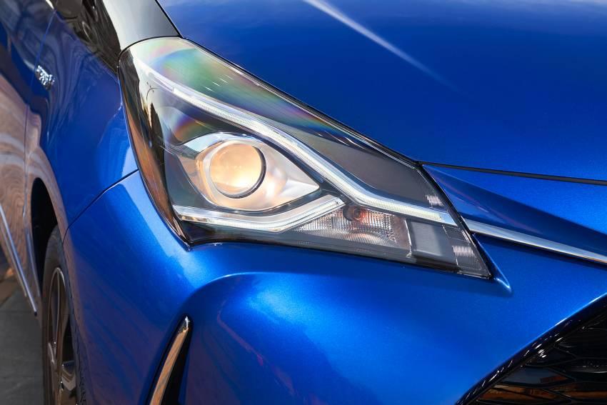Toyota Yaris 100H Hybride