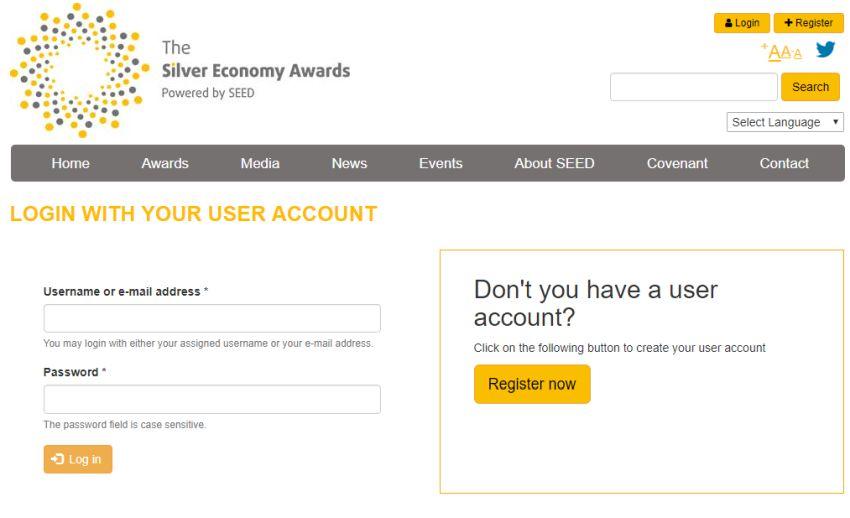 SEED : un prix européen pour récompenser les innovations aux services des ainés