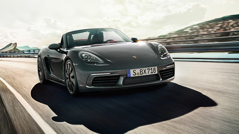 Porsche 718 Boxter, photo d'illustration