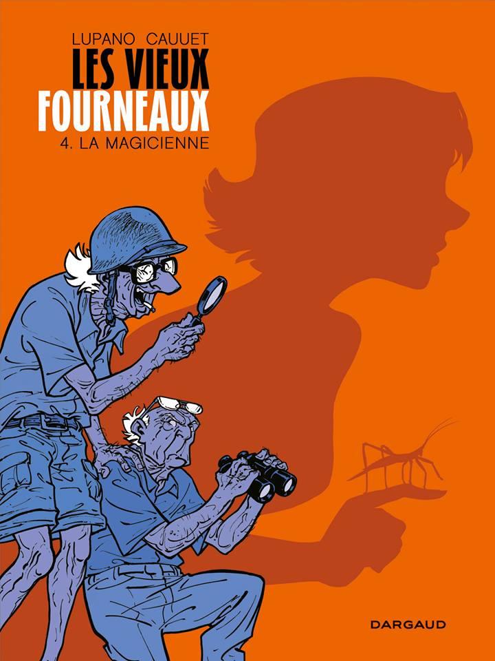 Les vieux Fourneaux : un tome 4 pour la fin de l'année