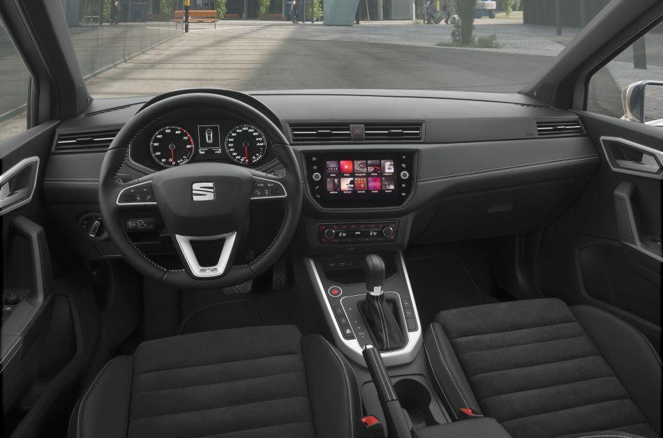 Seat Arona : un SUV urbain