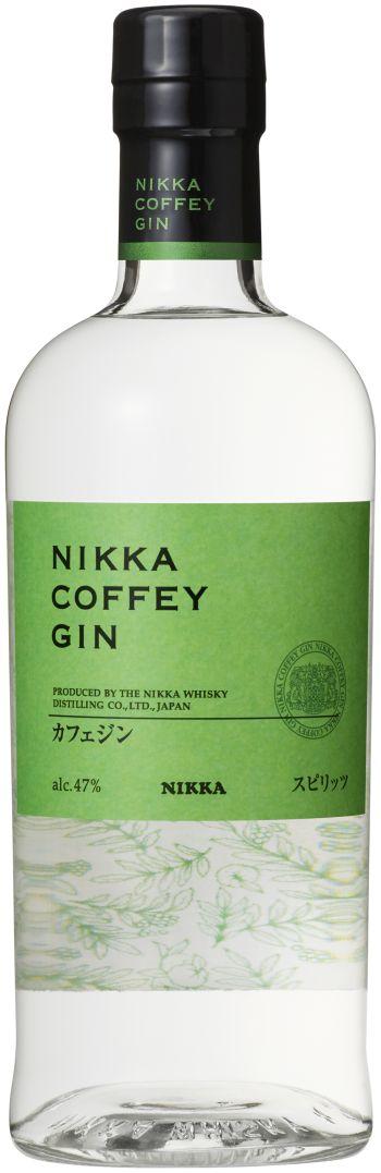 Gin Nikka : un gin fleuri et acidulé qui nous vient du Japon