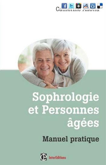 Sophrologie et personnes g es livre for Aide personnes agees maison retraite