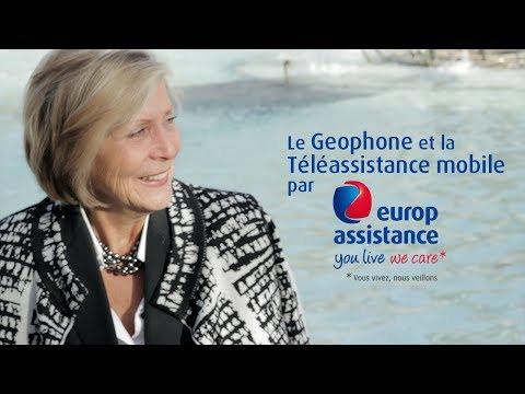 Geophone : un smartphone connecté à une plateforme d'assistance