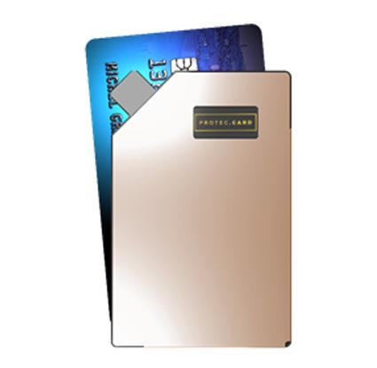 Protec.card : le premier porte-carte intelligent qui protège les cartes bancaires