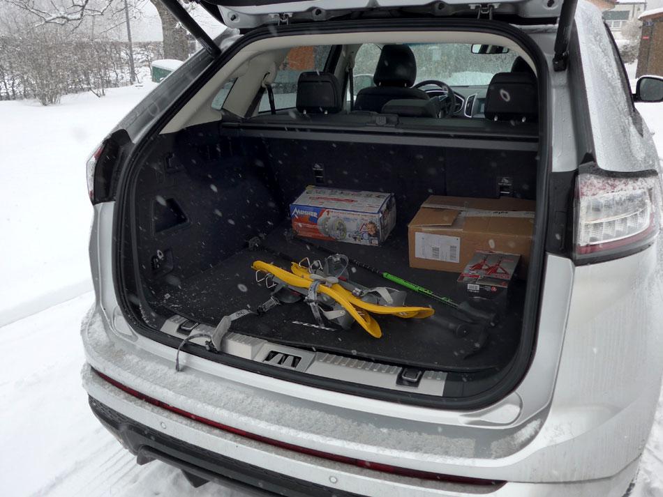 Ford Edge 2.0 TDCI : un goût d'Amérique