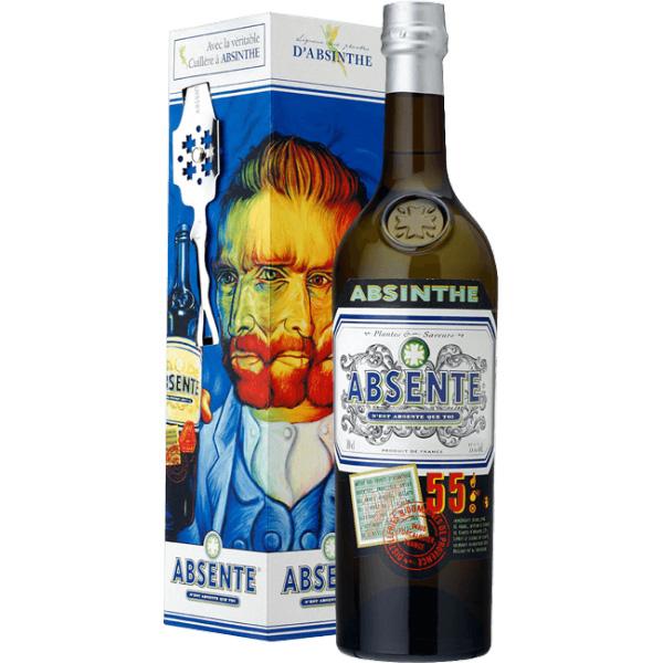 L'Absente, la nouvelle absinthe