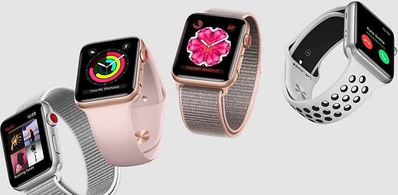 Quand une Apple Watch sauve la vie d'un septuagénaire