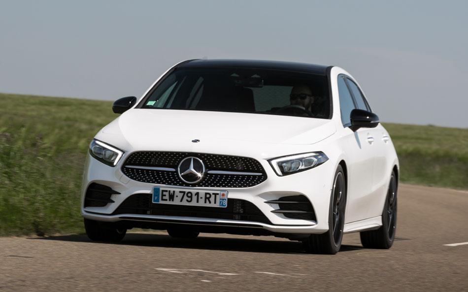 Une Mercedes-Benz Classe A qui arrive à maturité