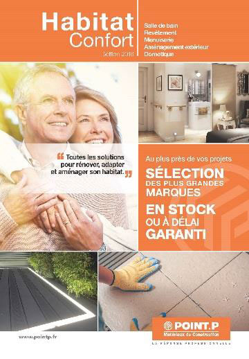 Point P : un catalogue dédié au maintien à domicile
