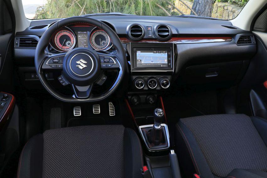 Suzuki Swift Sport : le plaisir en prime