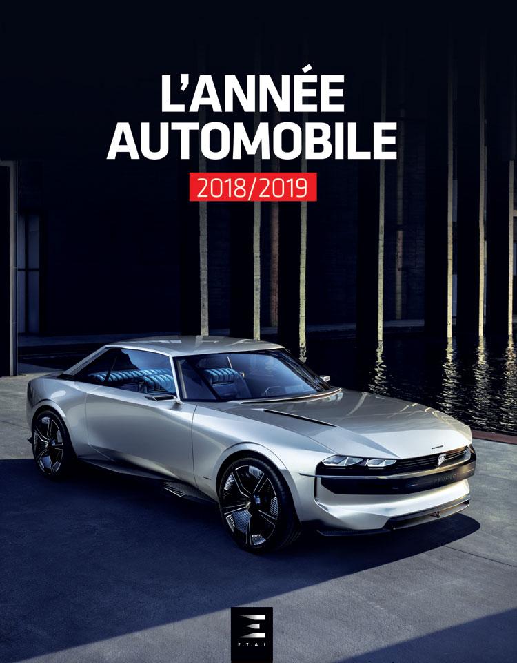 Les livres automobiles de l'année pour Noël