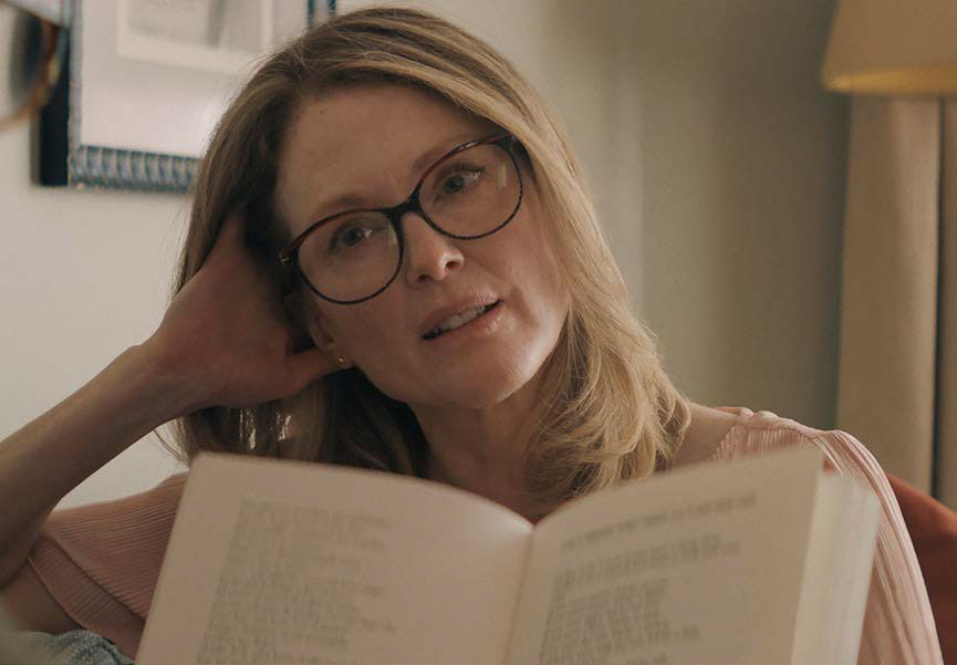 Gloria Bell, Julianne Moore, DR