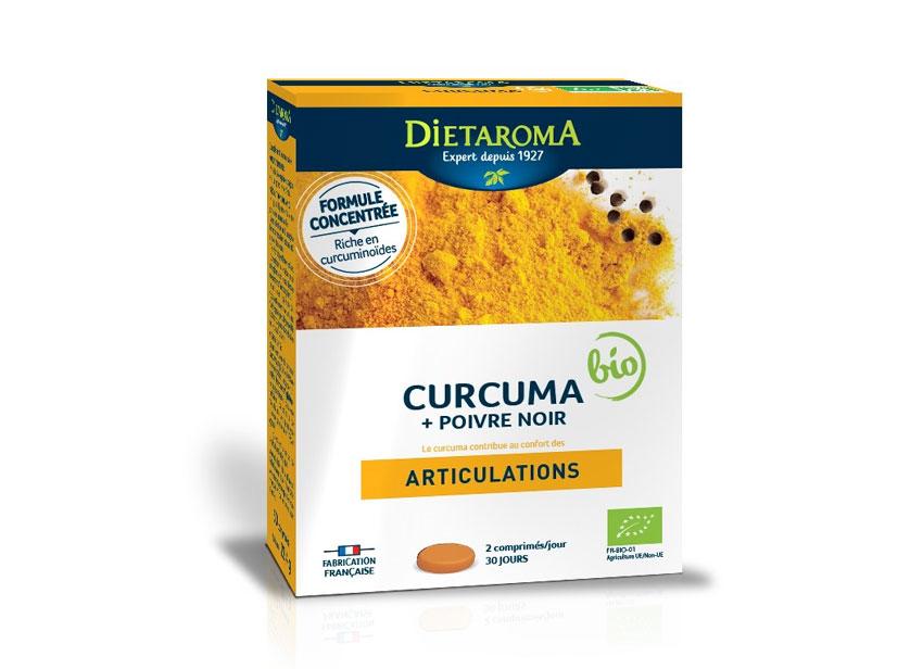 Diétaroma Curcuma et Poivre