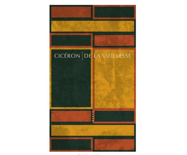 Ciceron De La Vieillesse Livre