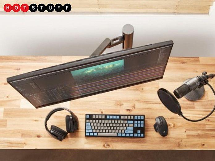 G Ultrafine Ergo : pour faire place nette sur votre bureau
