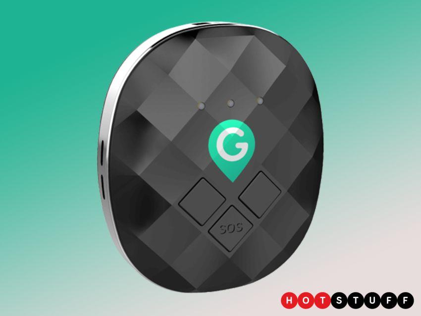 Geo Zilla, balise GPS