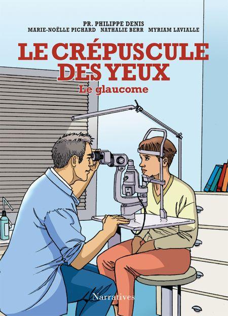 Glaucome : une BD pour mieux comprendre la maladie...