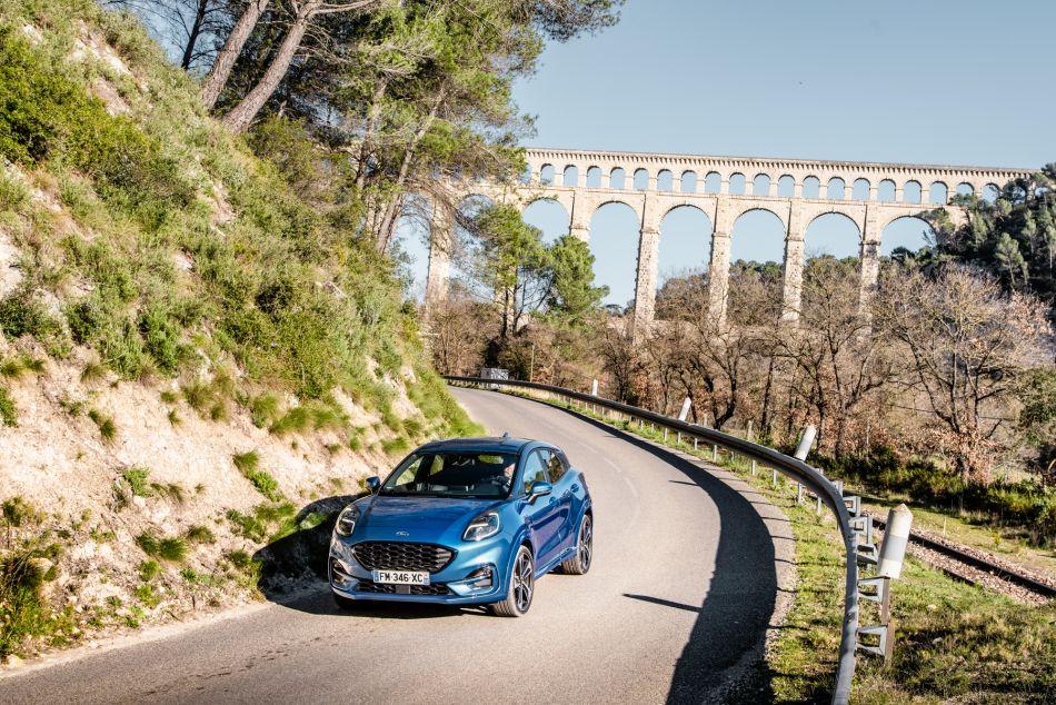 Ford Puma : un retour dynamique