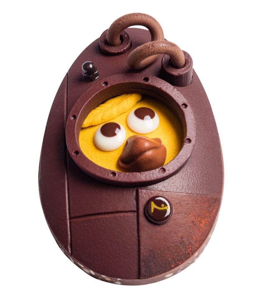 Les voyages extraordinaires par La Maison du Chocolat